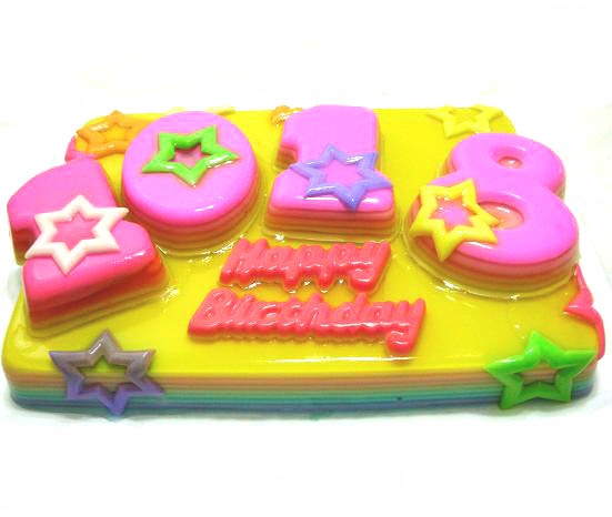 Cake Image With Name Lucky : Cake Code: